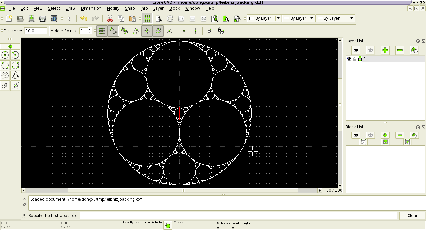 Librecad blog about librecad an open source 2d cad Opensource cad dwg
